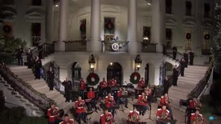 President Trump's 2020 Christmas Message God sent His Son to Redeem Us