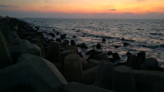 Did You See This Amazing Sunset View In Egypt