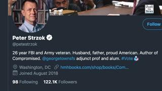 Georgetown University hired fired FBI agent Peter Strzok as an adjunct professor