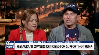 Arizona restaurant owners face backlash for supporting Trump