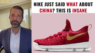 Nike Just Said What About China? This Is Insane.