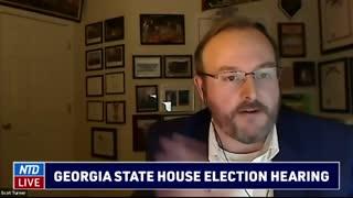 Georgia State Representative HAMMERS Secretary of State's Office