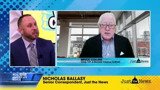 Nic Ballasy, JustTheNews.com, Sr. Correspondent