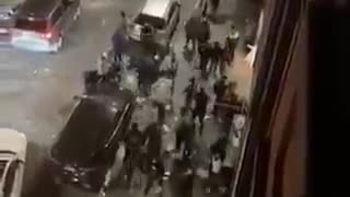 Homeless take over streets of New York City