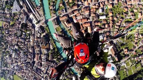 Morgen Paragliding Switzerland