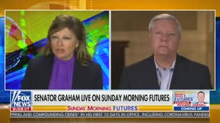 Lindsey Graham: Impeaching Trump After He Leaves Office Is Unconstitutional