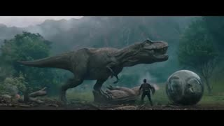 Jurassic World Bande D'annonce VF