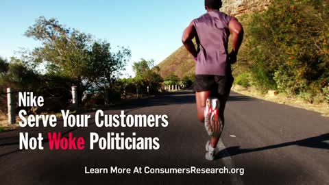 Politics - Commercial - Nike Cover