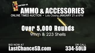 January 21, 2021 Auction