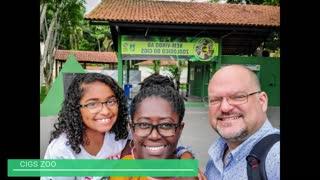 The Pagan Family vacation 2019 Manus, Brazil