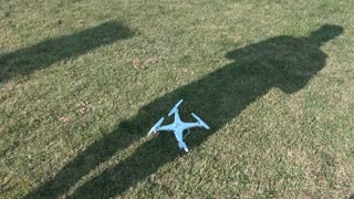 SYMA X5C drone Santiago, Chile