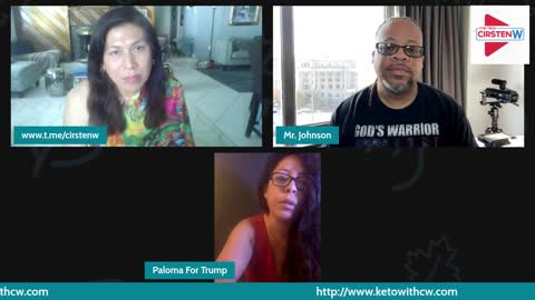 InfoWars Will Johnson,Paloma and I discuss #DelRio 20K