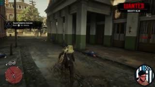 Taking Over Saint Denis *Clip*