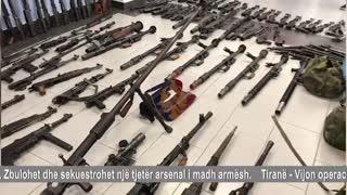 Baza e armatimit ne Tirane, tek ish-artistikja Migjeni