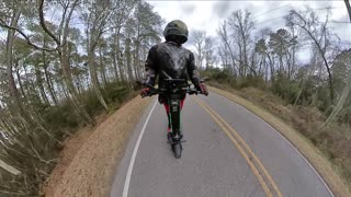 Part 2 of 4: 35 Mile Ride on the Dualtron X2 Electric Scooter