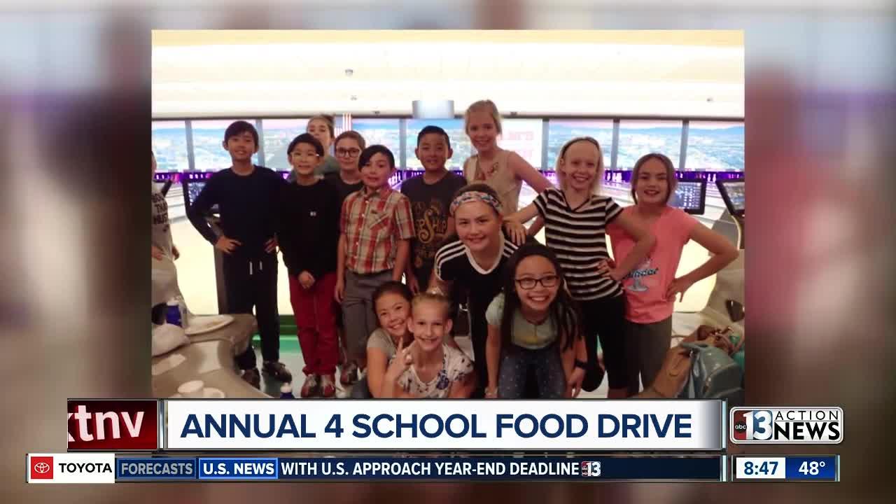 Annual 4 School Food Drive
