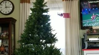 Best Christmas Tree Topper EVER!