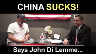 China Sucks! I Agree with President Trump!