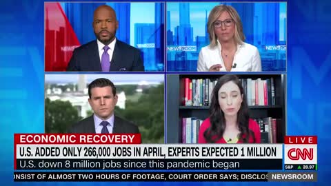 CNN: People Not Returning to Work Out of Fear of Being Assaulted for Telling Customers to Wear Masks