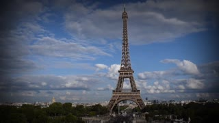 Eiffel tower: the tower of pride for the French