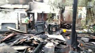 Afectados por incendio en carpinterías de Bucaramanga piden ayuda