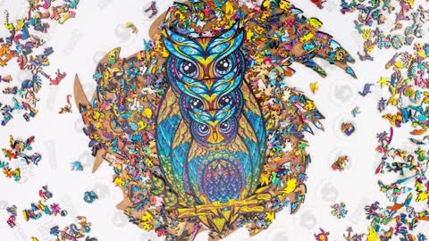 Jigsaw puzzles aren't just for kids - Charming Owl