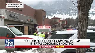 Police officer among dead in Boulder, Colorado supermarket shooting