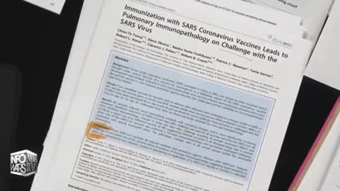 WARNING Pharmacist Shows Blank COVID 19 Vaccine Insert