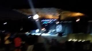 Fleetwood Mac Tribute Band Tusk Concert Cool Ending at Jackson Amphitheater