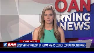 Biden's push to rejoin UN Human Rights Council could hinder reforms