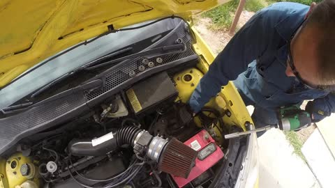 2002 Ford Focus Driver Side Transmission mount Replacement