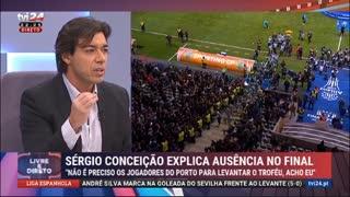 Miguel Guedes: «Guarda de honra ao vencedor... dispenso!»