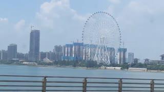 China nanchang big wheel
