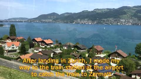 Switzerland 2018 - Day 1