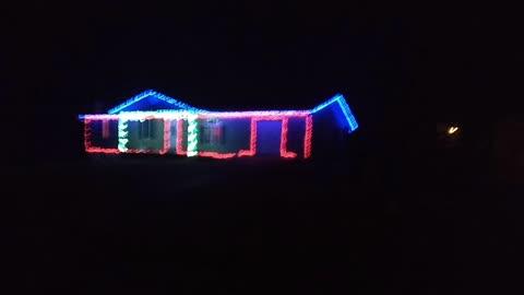 Christmas 2020 Light Show