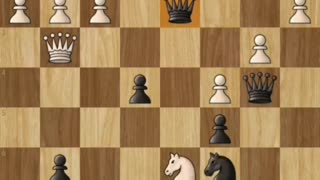 I tried playing chess1