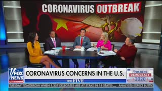 Jesse Watters says China should apologize for coronavirus