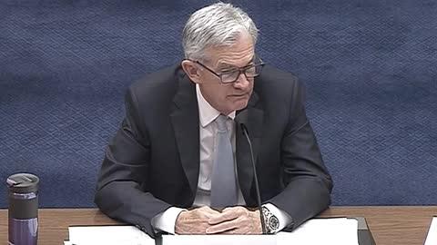 Rep. Jim Jordan Questions Chairman Powell 6.22.2021