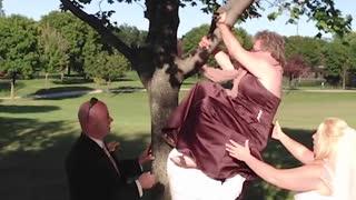 FUNNY WEDDING VIDEO FAILS