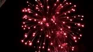 Fireworks New Holland, PA 07/04/2021 Part II *(Recorded in HD)