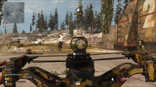 COD Warzone - LeonKennedy Gameplay 11