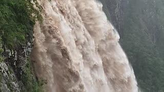 The Magnificent Ellenborough Falls