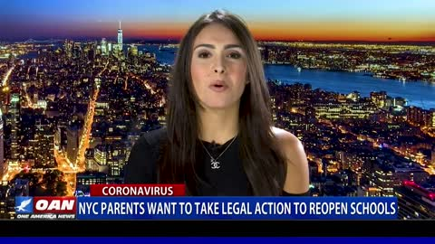 NYC parents want to take legal action to reopen schools