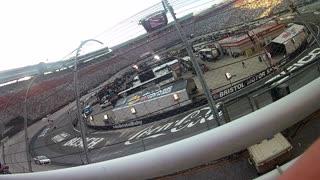 Bristol Motor Speedway Front Row