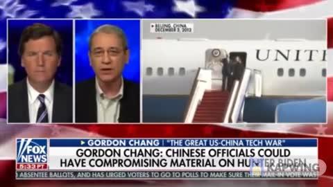 Gordon Chang: China Likely Has Compromising Material to Blackmail Joe Biden