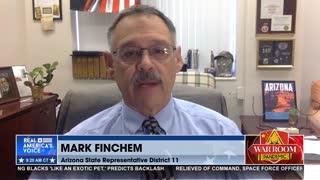 Mark Finchem Rips Maricopa Board of Supervisors for Hiding Evidence in Audit