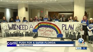 Florida students want changes after another school shooting