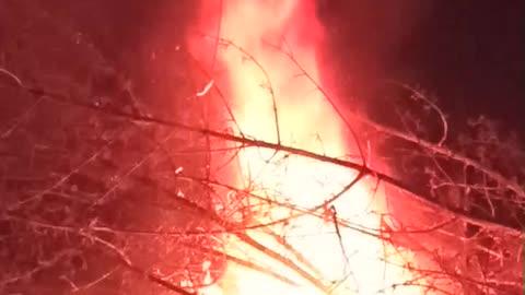 Cool fire