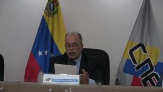 Venezuela tendrá elecciones el 21 de noviembre