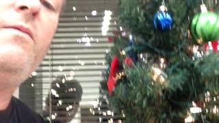 Oh Christmas tree oh Christmas tree…